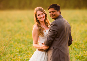 shelley and sudhir